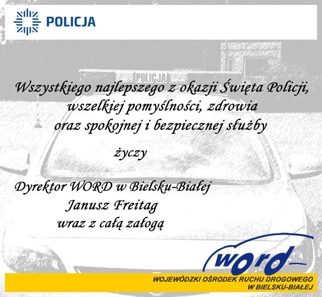 Dziś święto POLICJI